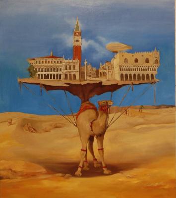 "Alexander Giza-Ciobanu. Journey ""San Marco"""
