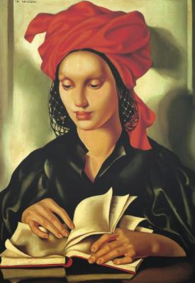 Тамара Лемпицка. Мудрость