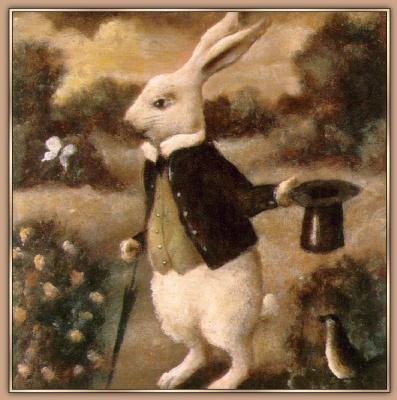 Стивен Макки. Белый кролик