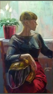 Дария Захарова. Александра