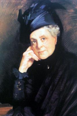 Ivan Grigorievich Myasoedov. Princess Josephine Francesca Liechtenstein