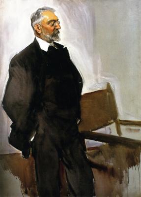 Хоакин Соролья (Соройя). Мигель де Унамуно