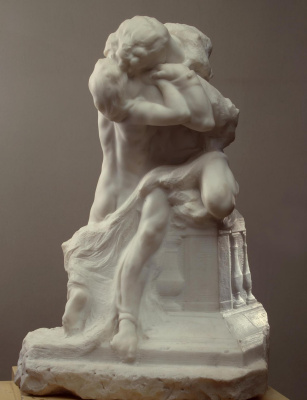 Auguste Rodin. Romeo and Juliet