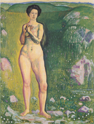Ferdinand Hodler. At the source