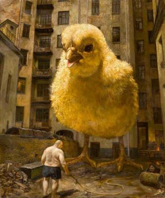 Vasily Vladimirovich Shulzhenko. Chicken