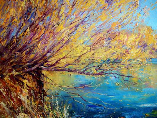 Константин Леонидович Антипов. Over the quiet water