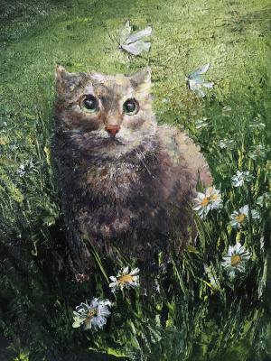 Anastasia Oraina. Cat Ripik