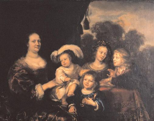 Юрген Овенс. Семейный портрет