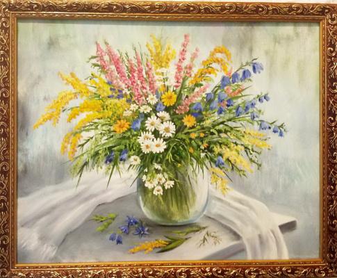 Ольга Болеславовна Горпинченко. Flower Rhapsody