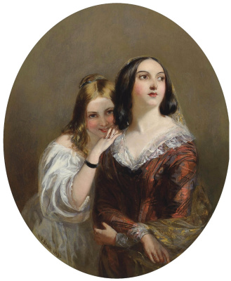Sisters. Private collection