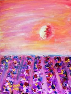 Daria Filippova. Lavender