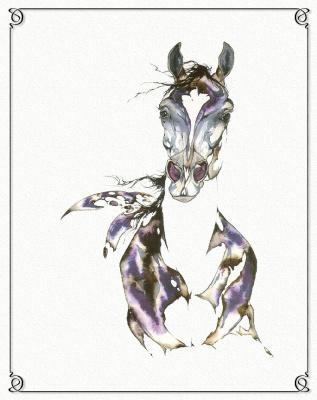 С. Л. Ричардс. Лошадь 2