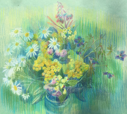 "Ekaterina Sharshavyh. ""Wildflowers"""