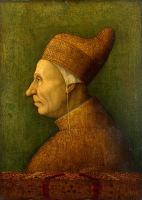 Gentile Bellini. Doge Nicolo Marcello