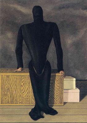 René Magritte. Thief