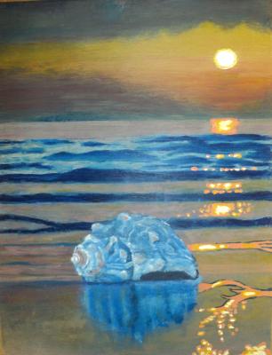 Yuri Sergeevich Pyshniy. Seashell