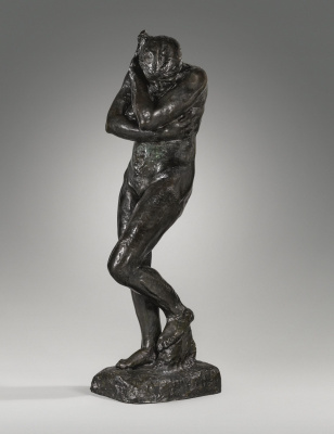 Auguste Rodin. Eva