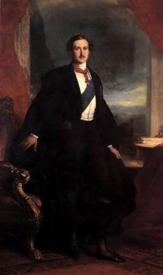 Франц Ксавер Винтерхальтер. Принц Альберт