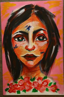 Ficus. Self-portrait