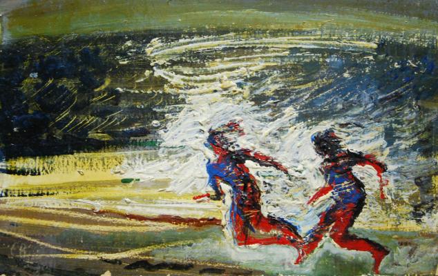Evgeny Vsevolodovich Volobuev. Untitled