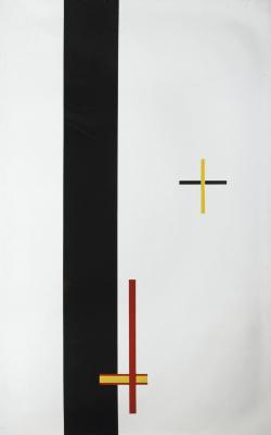 Laszlo Moholy-Nagy. EM 1 image of the phone