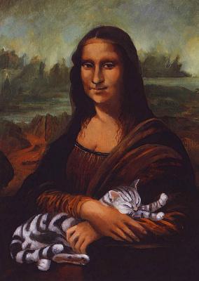 Мона Винчи. Лиза