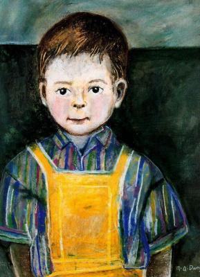 Данс Мария Антония Боадо. Маленький мальчик
