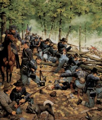 Кит Рокко. Гражданская война Америки 10