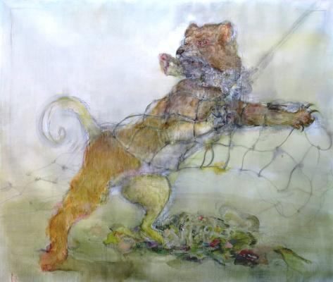 Vika Begalskaya. Hunter
