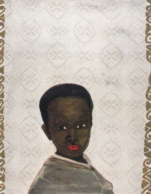 Фатхи Хасан. Портрет 1