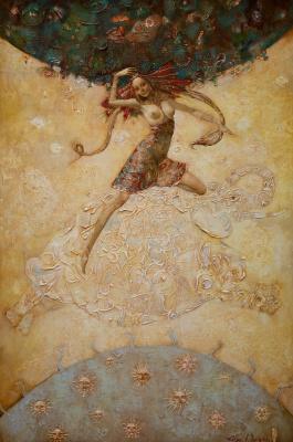 Александр Долгих. Танец в небе