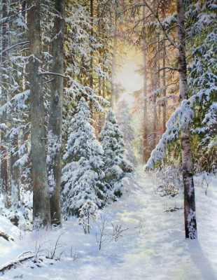 Сергей Владимирович Дорофеев. Winter Tale