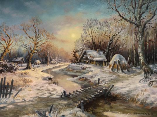Gennady Dumov. February