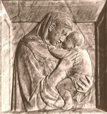 Скульптор Неизвестный. Мадонна