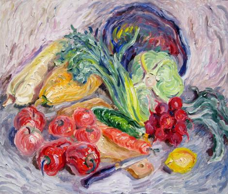 Alexey Vladimirovich Konstantinov. Vegetables