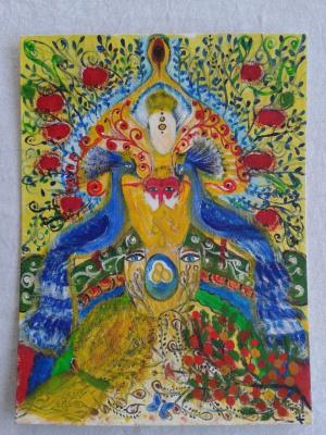 Ramina Rose. The tree of life