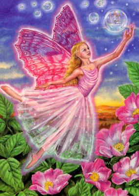 Эндрю Венди. Розовая фея