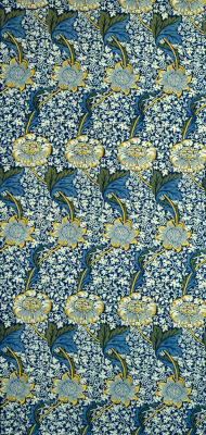 William Morris. Kenneth. Flower Design