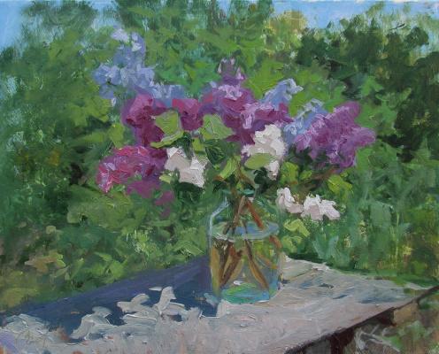 Игорь Симелин. Lilac