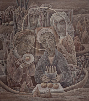Ivan Stepanovich Marchuk. Untitled