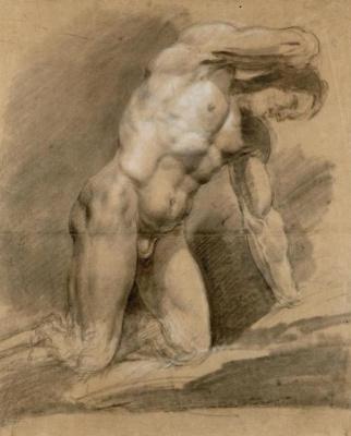 Orest Adamovich Kiprensky. Model