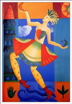 Лесли Саддингтон. Танцы вокруг Солнца