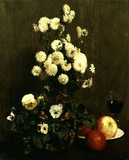 Виктория Дюбург (Фантен-Латур). Цветы и фрукты