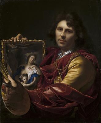 Адриан ван дер Верф. Автопортрет