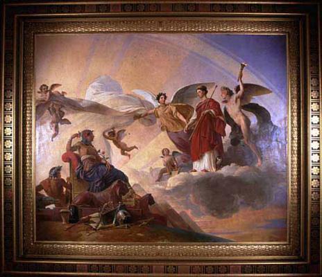 Франсуа-Эдуар Пико. Древний Египет