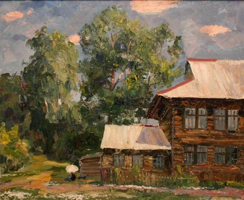 Victor Tikhonovich Karjakin. Academic Cottages