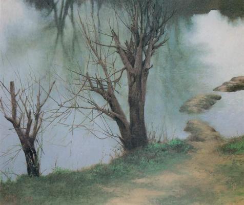 Хан-Ву Шен. Весна пришла