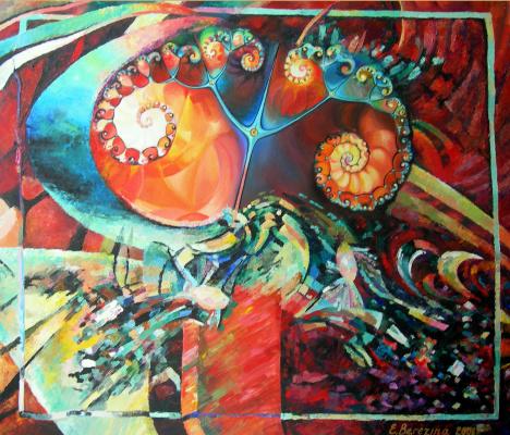Elena Anatolyevna Berezina. The Mystery Of The Mandelbrot