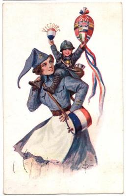 Сергей Сергеевич Соломко. Да здравствует Франция!