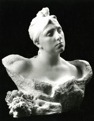 Auguste Rodin. Madame Morla Vicuña